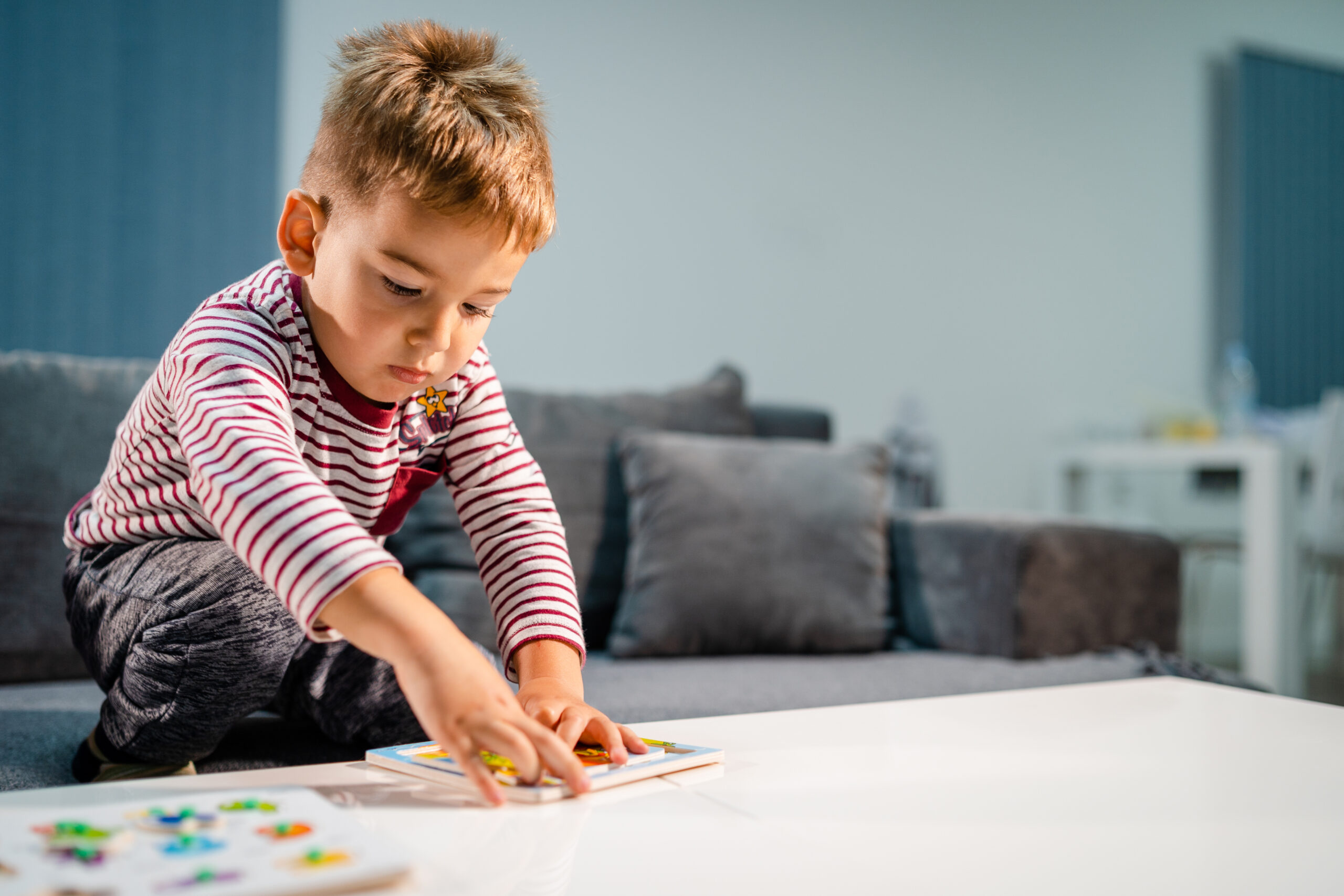 Jak rozwijać koncentrację i uwagę dzieci