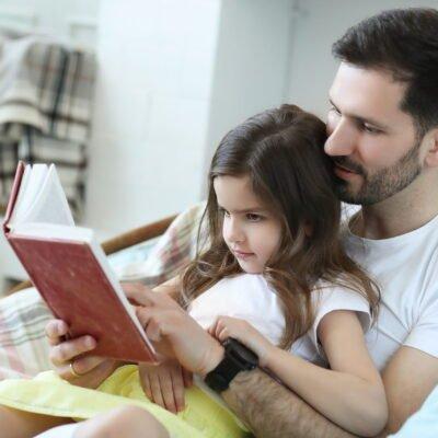 Po co czytać dzieciom baśnie